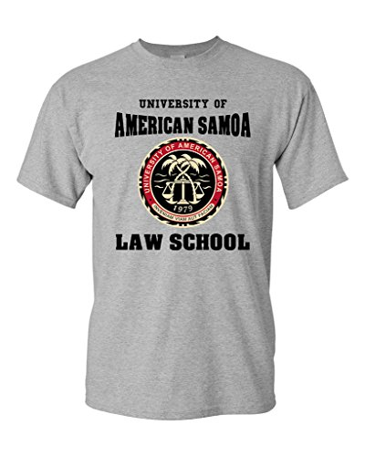 University Of American Samoa Law School DT Adult T-Shirt Tee