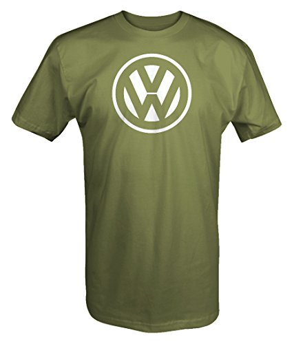 VW Volkswagen Circle Logo T Shirt