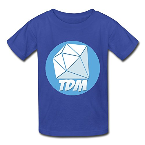 Quyoo The Diamond Minecart TDM Youth Cotton T-Shirts