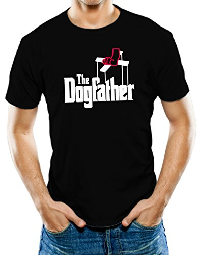 Universal Apparel Men's The Dogfather T-Shirt