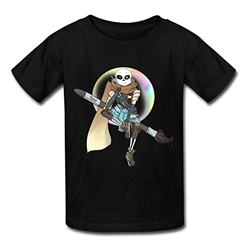 LDMH Youth's Unisex Cool Undertale Ink Sans T Shirt