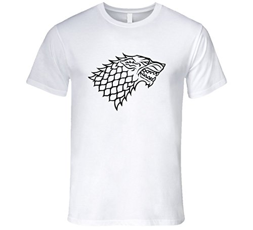 Game of Thrones Season 6 House Stark Dire Wolf T Shirt
