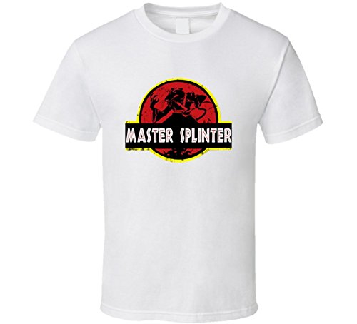Master Splinter Ninja Turtle Concept T Shirt