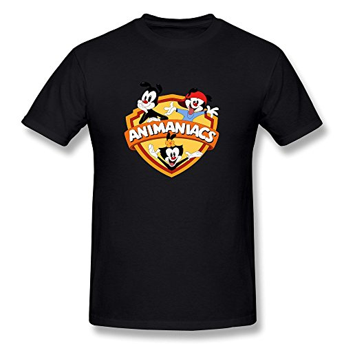 FEDNS Men's Animaniacs T Shirt