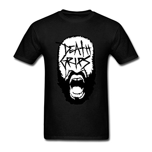 NYCQL Men's COACHELLA MUSIC FESTIVAL 2016 DEATH GRIPS T Shirts