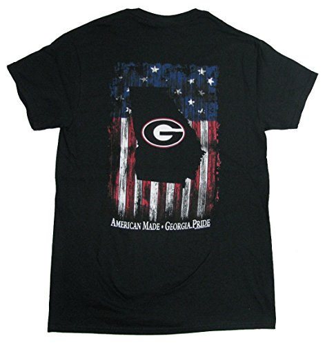 University Of Georgia Bulldogs Land That I Love T-Shirt