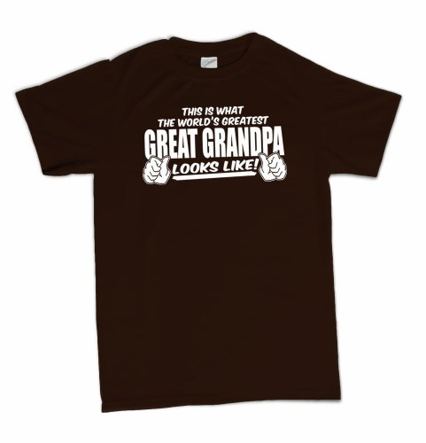 This Is What The World's Greatest Great Grandpa Looks Like Father's Day T-Shirt