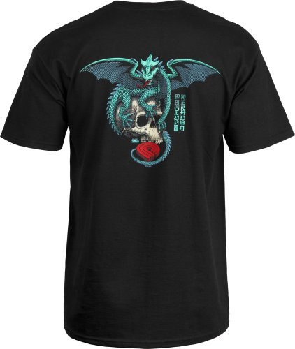 Powell-Peralta Dragon Skull T-Shirt