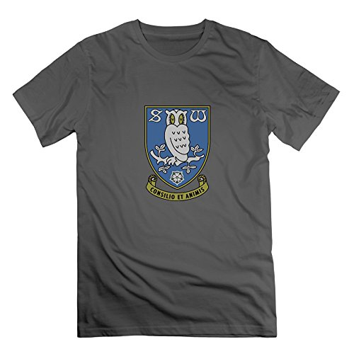 USTODAY-Men's Sheffield Wednesday Soccer Club Tshirts Shirt.