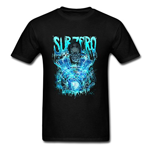 TpIss Mortal Kombat Sub Zero Originality T-Shirt for Men