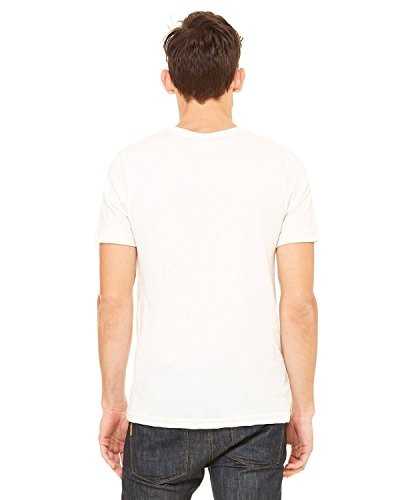 Bella + Canvas Unisex Jersey Short-Sleeve T-Shirt, SOFT CREAM