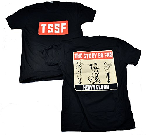 The Story So Far Heavy Gloom Soft Fit T-Shirt