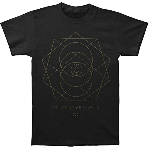 Contortionist Men's Black Hole T-shirt Black
