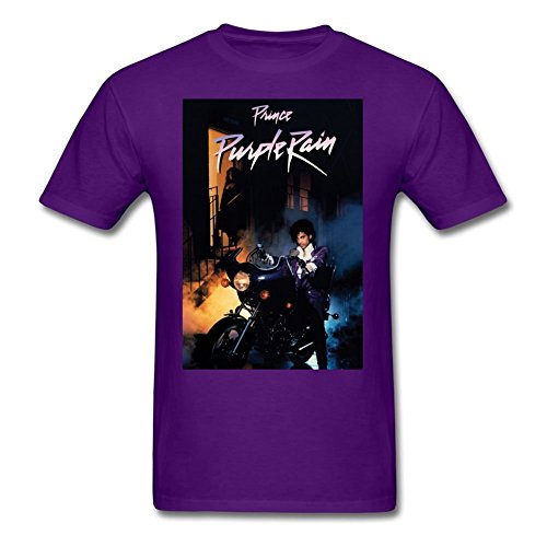 Prince Purple Rain Vintage Retro Rock T Shirt T Shirt