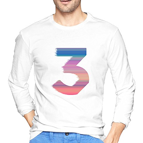 Chance The Rapper American Hip Hop Men's Long-Sleeve T-Shirt