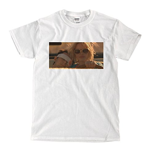 True Romance - Clarence And Alabama - White T-Shirt
