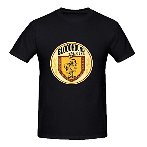 Bloodhound Gang One Fierce Beer Coaster Mens Funny t shirts O Neck