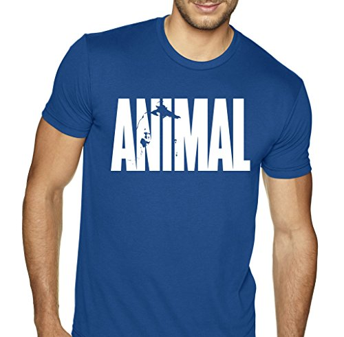 Animal Beast Mens Bodybuilding T-Shirt By Superior Apparel