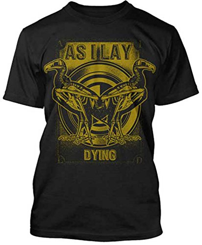 As I Lay Dying Vulture Slim Fit Men's T-Shirt
