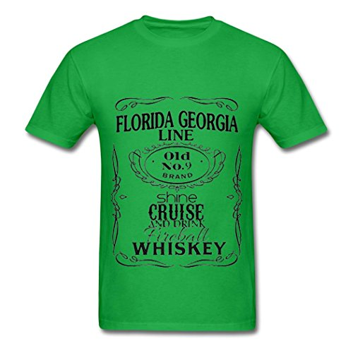 Florida Georgia Line Dig Your Roots T Shirt For Men