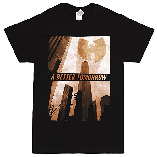 Wu-Tang Clan A Better Tomorrow Adult T-shirt