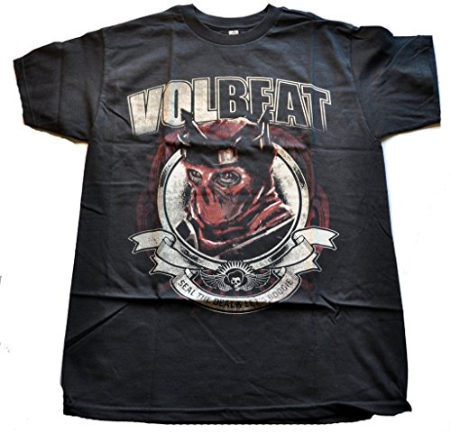 Volbeat King Beast Red Seal The Deal T-Shirt