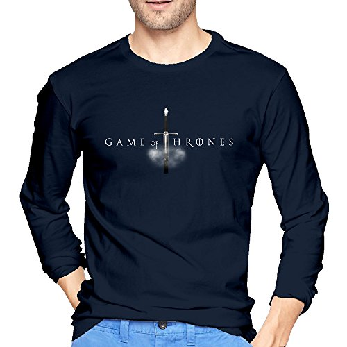 Anch Men's Game Of Thrones Season360 Long Sleeve Tshirts