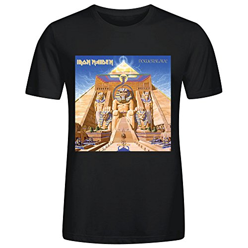 Iron Maiden Powerslave Men's O-Neck Personal T Shirts
