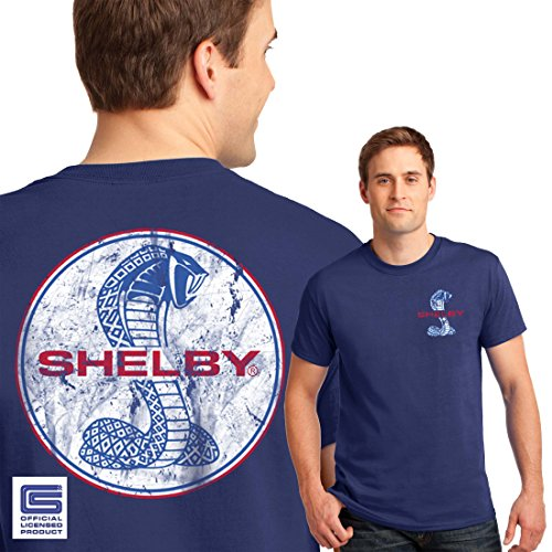 Shelby Cobra Vintage Mustang T Shirt Ford Muscle Car