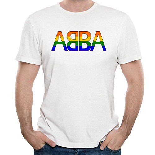 ABBA Rock Band Abba Songs Dancing Queen Unique Men's Tshirt