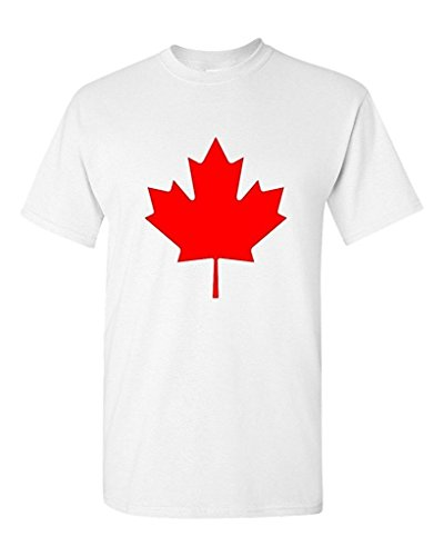 Canada Maple Leaf T-shirt Proud Canadian Shirts