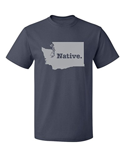 Exclusive State Native Collection Washington T-shirt