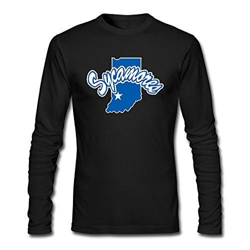 Indiana State University Teeshirt 100% Cotton Soft