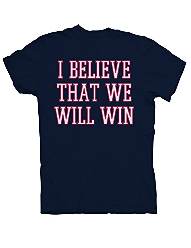 Believe That We Will Win USA Soccer T-shirt