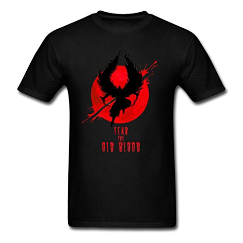 Fear the Old Bloodborne Game Present Season T-Shirt