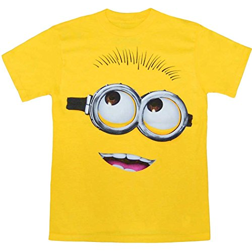 Me Minion Big Face T-Shirt