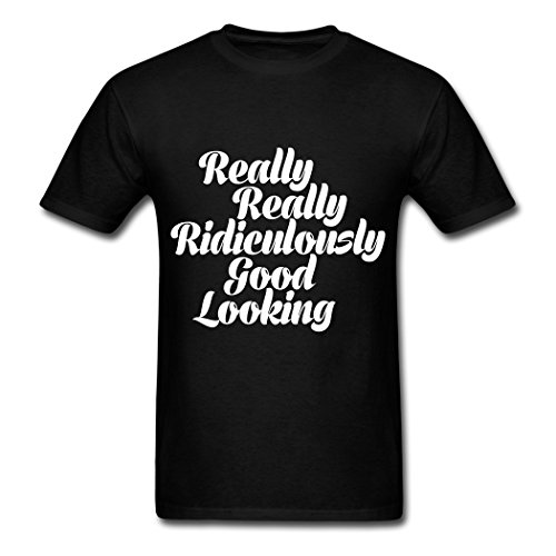 Fashion Really Really Ridiculously Good Looking T-Shirts black