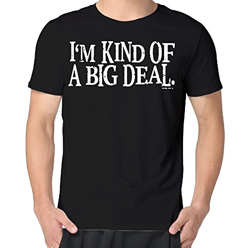 Am Kind Of A Big Deal T Shirts Funny T Shirt Printing Vintage T Shirts O-Neck