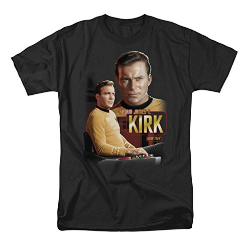 Trek T-Shirt Captain Kirk Original Series