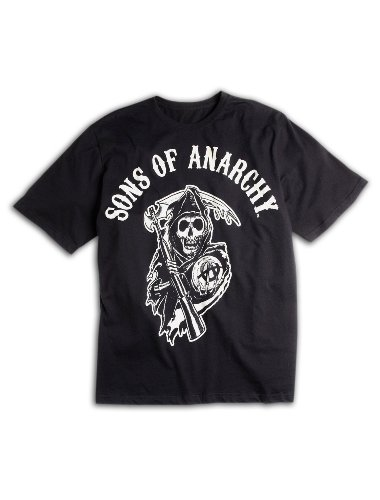 of Anarchy Big Tall Short Sleeve Graphic T-Shirt
