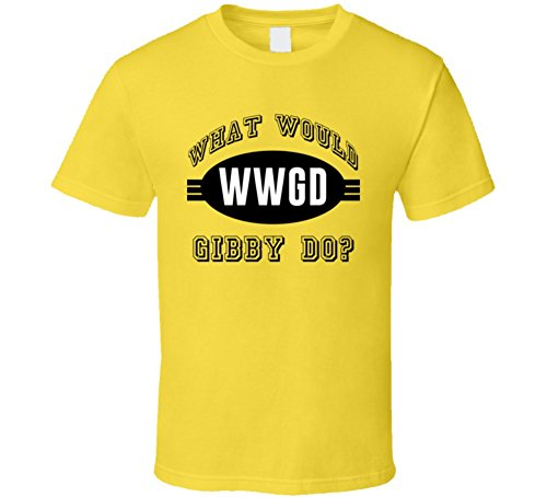 Would Gibby Do WWJD Name T Shirt