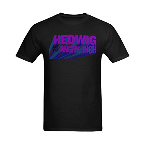 Hedwig And The Angry Inch Special Letters Design T-Shirts