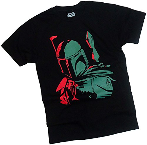 Fett Drop PrintStar Wars T-Shirt