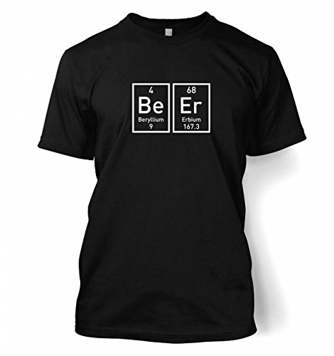 Tshirts By Something Geeky Elements Of Beer T-Shirt