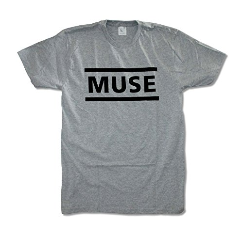 Classic Logo Heather Grey T-shirt Band