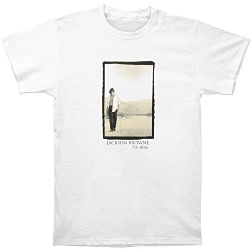 Browne I'm Alive T-shirt White