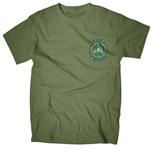 Frogs Celtic Truth Licensed T-shirt