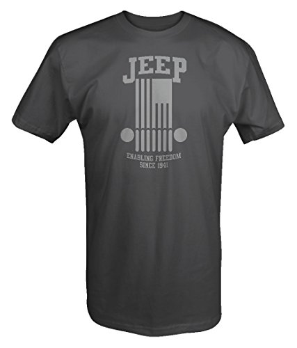 Jeep Enabling Freedom Since 1941 Wrangler T Shirt Large