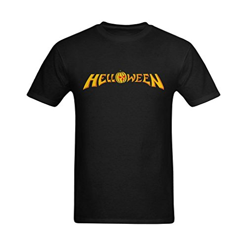 Myself Helloween Golden Art Design T-Shirt