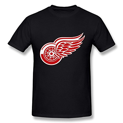 Detroit Red Wings Logo T Shirts